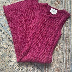 For love and lemons knitz sweater dress